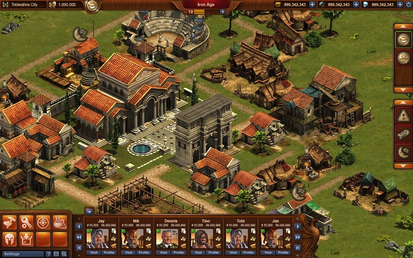 Forge of Empires1
